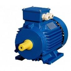 Электродвигатель асинхронный АИР160М8 11 кВт 750 об / мин