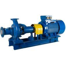 Насосный агрегат 2СМ 100-65-200/2 с двигателем 30 кВт 3000 об.мин