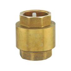 Клапан обратный (лат шток), Py16, ДУ15