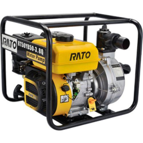 Мотопомпа высокого давления Rato RT 50YB50-3.8Q