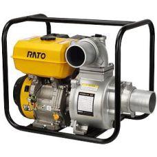 Мотопомпа для чистой воды Rato RT 100ZB26-5.2Q