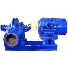 Насосный агрегат двустороннего входа 1Д 315-71 прав.об. с двигателем 110 кВт 3000 об.мин