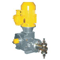 Дозировочный насос НД 1.0 10/100 Д14А с двигателем
