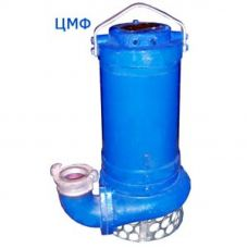 Фекальный погружной насос с режущим механизмом  ЦМФ 30-6