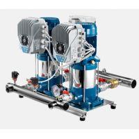 Двух насосная бустерная станция Pentax 2U 18SL-900/9 T + VSD