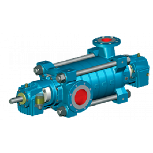 Многоступенчатый насос HP-HV 80,2-2 ... ..- 16 с двигателем 2,9-23 кВт