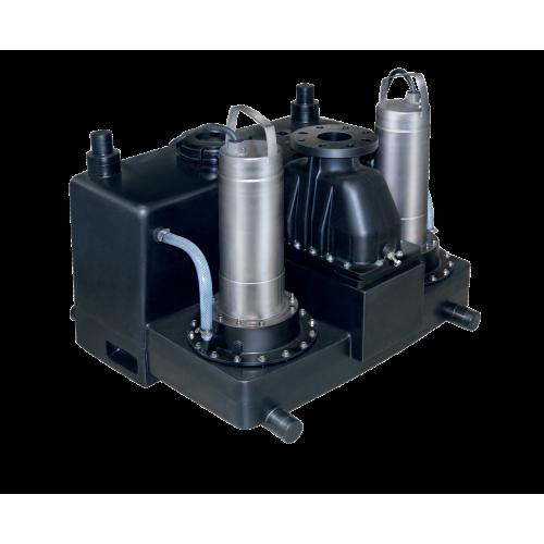 Напорная установка для отвода сточных вод FIT L1-16