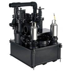 Напорная установка для отвода сточных вод FTS MG 750 STS 65/10