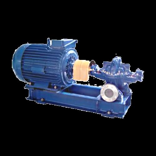 Д1250-65а / 6 Агрегат с двигателем 75 кВт
