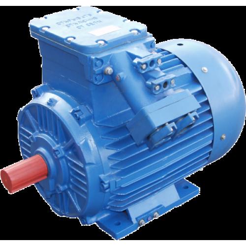 Двигатель ВЗР 5,5 кВт, 1500 об / мин