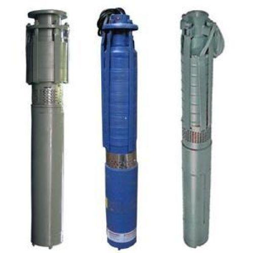 Глубинный скважинный насос ЭЦВ 10-120-80 с двигателем 45 кВт
