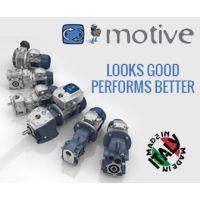 Motive – это двигатели, частотники и редукторы